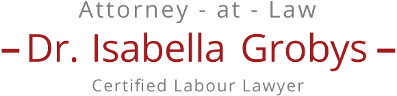 Certified Labour Lawyer